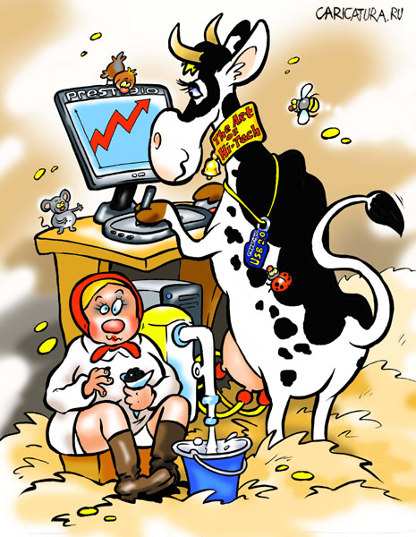 Смешные картинки о сельском хозяйстве