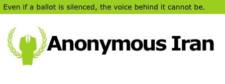 Anonymous Iran