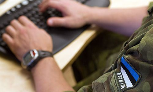 A Nato cyberwarfare base in Tallinn, Estonia, set up after internet DOS attacks blamed on Russia