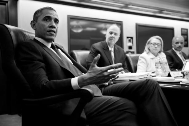 Spy Obama