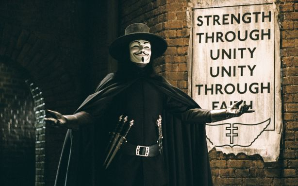 V as Vendetta