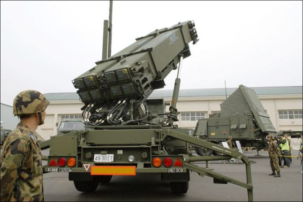 Patriot-missile